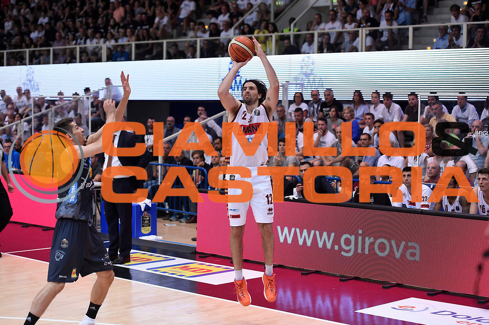 Ariel Filloy<br /> Dolomiti Energia Aquila Basket Trento - Umana Reyer Venezia <br /> Lega Basket Serie A 2016/17 Finali Gara 04<br /> Trento, 16/06/2017<br /> Foto Ciamillo-Castoria