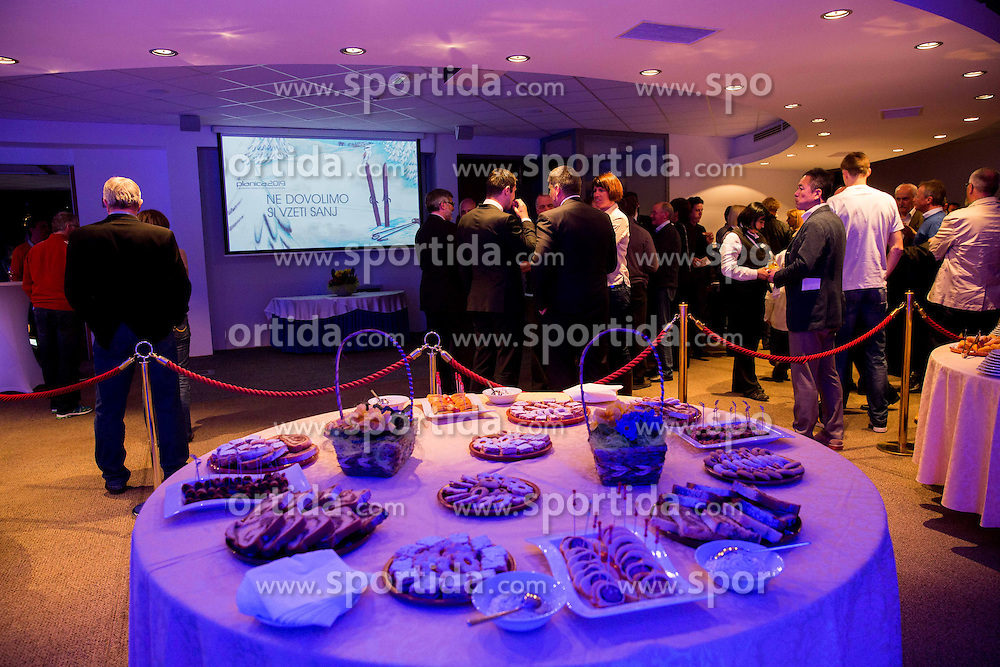 Presentation of candidacy of Planica for FIS Nordic World Ski Championships 2019 at 1st day of FIS Ski Jumping World Cup Finals Planica 2014, on March 20, 2014 in Hotel Larix, Kranjska Gora, Slovenia. Photo by Vid Ponikvar / Sportida