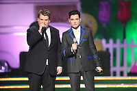 James Corden & Mathew Horne