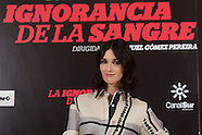 111314 'La ignorancia de la sangre' Madrid Photocall