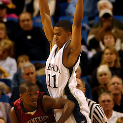 Nevada Men's Basketball v. NMSU (020905)