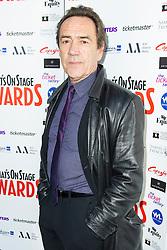 © Licensed to London News Pictures. 06/12/2013, UK. Robert Lindsay, WhatsOnStage Awards Nominations - launch party, Cafe De Paris, London UK, 06 December 2013. Photo credit : Raimondas Kazenas/Piqtured/LNP