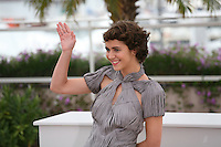 Actress Tessa la Gonzales at the Despuée De Lucia film photocall at the 65th Cannes Film Festival France. Monday 21st May 2012 in Cannes Film Festival, France.