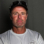 United States, Miami. 9th May 2012. Volvo Ocean Race. Jono Swain Helmsman/Trimmer. PUMA Ocean Racing powered by BERG.