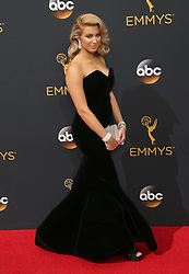 Tori Kelly  bei der Verleihung der 68. Primetime Emmy Awards in Los Angeles / 180916<br /> <br /> *** 68th Primetime Emmy Awards in Los Angeles, California on September 18th, 2016***