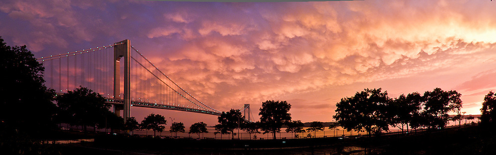 One of the most beautiful sunsets I have ever seen from Shore Road, Bay Ridge Brooklyn.