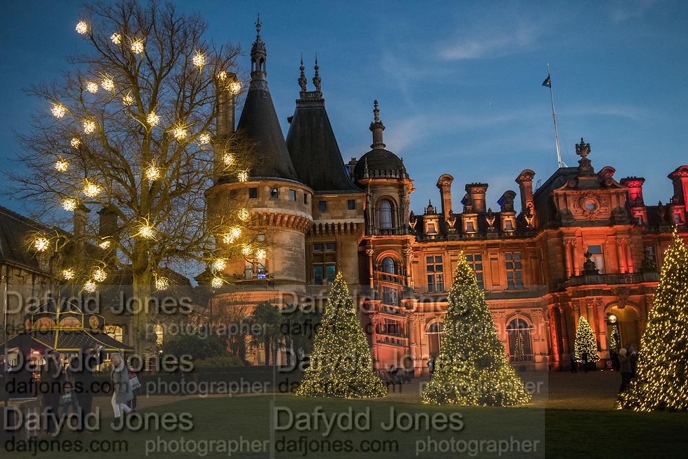 Waddesdon Manor Christmas Carnival, Waddeson. 14 November 2018
