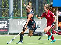 St.-Job-In 't Goor / Antwerpen -  Nederland Jong Oranje Dames (JOD) - Groot Brittannie (7-2). Pien Dicke (Ned)COPYRIGHT  KOEN SUYK