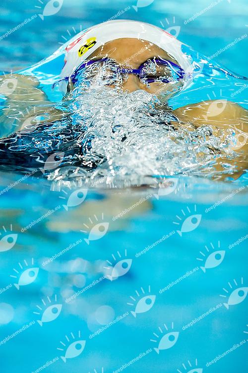 QUINECHE Camila PER<br /> 200 Medley Women Heats<br /> Day04 28/08/2015 - OCBC Aquatic Center<br /> V FINA World Junior Swimming Championships<br /> Singapore SIN  Aug. 25-30 2015 <br /> Photo A.Masini/Deepbluemedia/Insidefoto