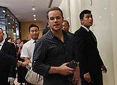 Matt Damon in China