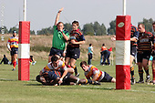 Peterborough RFC v Old Albanians RFC. 30-8-08