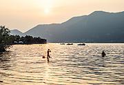 iTALY, ISEO LAKE, Iseo