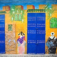 Tangier Street Art