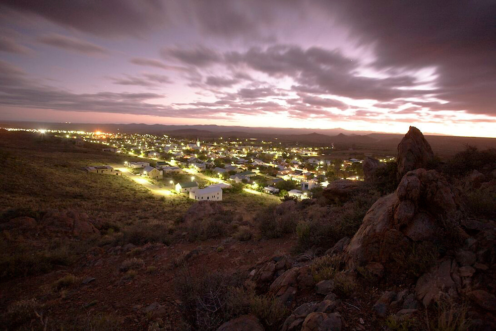 Travel, Karoo, South Africa