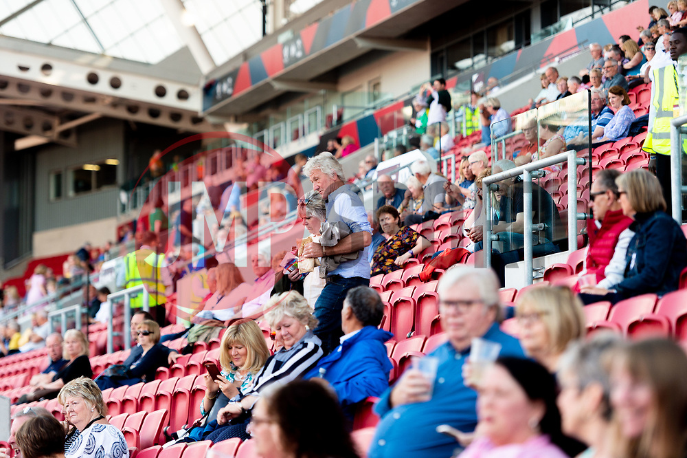General views as Rod Stewart features in the Summer Series at Ashton Gate Stadium - Ryan Hiscott/JMP - 22/05/2019 - MUSIC - Ashton Gate Stadium - Bristol, England - Rod Stewart - Ashton Gate - Summer Series