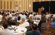 Leadership Conference in Baker Ballroom on Friday, August 26, 2016. ©Ohio University / Photo by Kaitlin Owens