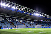 King Power Stadium during the Barclays Premier League match between Leicester City and Manchester City at the King Power Stadium, Leicester, England on 29 December 2015. Photo by Simon Davies.