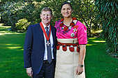 170426 Investiture Ceremonies - Valerie Adams and Michael Stanley