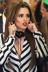 Annual ICAP Charity Day.<br /> Cheryl Cole attends the Annual ICAP Charity Day in the City, London, United Kingdom. Tuesday, 3rd December 2013. Picture by  i-Images