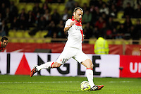 Goal Dimitar Berbatov - 02.12.2014 - Monaco / Lens - 16eme journee de Ligue 1 -<br />