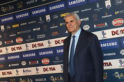 December 3, 2018 - Milan, Italy - Marcello Nicchi at 'Oscar Del Calcio AIC' Italian Football Awards photocall in Milano, Italy, on December 03 2018  (Credit Image: © Mairo Cinquetti/NurPhoto via ZUMA Press)