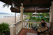 Evason Ana Mandara & Six Senses Spa ? Nha Trang. Breakfast Buffet at Pavilion Restaurant. Nicole Schmidt.