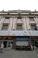 The Savoy Cinema on O'Connell Street in Dublin Ireland