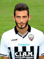 Italian League Serie B_2015-2016 / <br /> ( Ascoli Picchio F.C. 1898 ) - <br /> Andrea Mengoni
