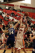 2007 - Girls Division I Sectional Basketball Finals