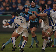 2005/06, Heineken Cup, Glasgow No. 20 breaking through. Bath Rugby vs Glasgow Warriors, The Rec, Bath, ENGLAND   © Peter Spurrier/Intersport Images - email images@intersport-images..   [Mandatory Credit, Peter Spurier/ Intersport Images].