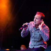 Jason Donovan preforms at Rewind Scotland 2013