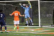 MSOC: Carroll University (Wisconsin) vs. Wheaton College (Illinois) (10-07-17)