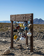 Teakettle junction sign