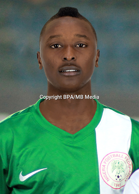 Fifa Men&acute;s Tournament - Olympic Games Rio 2016 - <br /> Nigeria National Team - <br /> Sadiq Umar