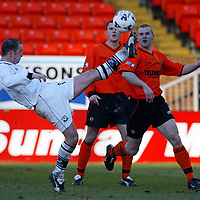 Dundee Utd v Ayr Utd   23.02.02 Tennents Scottish Cup<br />