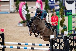 Baryard-Johnsson Malin, SWE, Quantum<br /> Leipzig - Partner Pferd 2019<br /> © Hippo Foto - Stefan Lafrentz