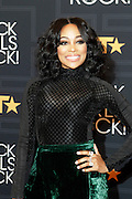 April 1, 2016- Newark, NJ: United States- Recording Artist Monica attends the 2016 Black Girls Rock Red Carpet Arrivals held at NJPAC on April 1, 2016 in Newark, New Jersey. Black Girls Rock! is an annual award show, founded by DJ Beverly Bond, that honors and promotes women of color in different fields involving music, entertainment, medicine, entrepreneurship and visionary aspects.   (Terrence Jennings/terrencejennings.com)