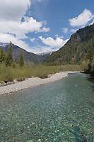 Baker River North Cascades