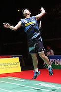 World Badminton Champs - Day Three