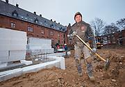 Diakonissestiftelsen, Nybyg, Hanne Moe, BM Industries, Frederiksberg