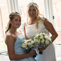 Chris And Joanne's Wedding, July 2014<br />