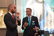 DRUMMOND MONEY-COUTTS; SAM LOXTON, Art Antiques London Party in the Park, in aid of Great Ormond Street Hospital Childrens Charity. Kensington Gdns opposite the Albert Hall. London. 11 June 2013.