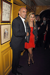 GUY DELLAL and his daughter ALICE DELLAL at a dinner hosted by fashion label Issa at Annabel's, Berekely Square, London on 24th April 2007.<br /><br />NON EXCLUSIVE - WORLD RIGHTS
