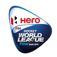 2014 India Hockey World League Final - Men