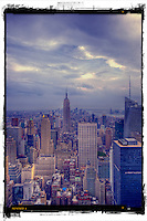 New-York City. Empire State Building.
