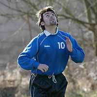 St Johnstone training..14.03.03<br />