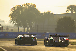 March 15, 2019 - Sebring, UNITED STATES OF AMERICA - 31 WHELEN ENGINEERING RACING (USA) CADILLAC DPI CADILLAC FELIPE NASR (BRA) ERIC CURRAN (USA) PIPO DERANI  (Credit Image: © Panoramic via ZUMA Press)