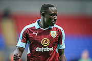 Dan Agyei (Burnley) during the Pre-Season Friendly match between Bolton Wanderers and Burnley at the Macron Stadium, Bolton, England on 26 July 2016. Photo by Mark P Doherty.