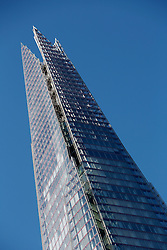 UK ENGLAND LONDON 21JUL15 - General view of the Shard, Europe's tallest building standing in central London.<br /> <br /> jre/Photo by Jiri Rezac / Greenpeace<br /> <br /> &copy; Jiri Rezac 2015