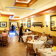 August 18, 2012 - New Rochelle, NY : Posto 22, located at 22 Division Street in New Rochelle, NY, serves gourmet Italian cuisine from it's classic dining room (pictured here). CREDIT: Karsten Moran for The New York Times